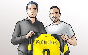 «Боруссия» нашла себе футболиста в Тиндере. Он из «Барселоны»