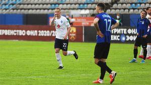 «Крылья Советов» прервали 11-матчевую победную серию в ФНЛ, сыграв вничью с «Шинником»