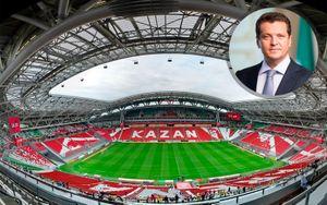 Мэр Казани: «В 2023-м мы примем Суперкубок УЕФА, по уровню интереса это даже не чемпионат мира, а гораздо больше»