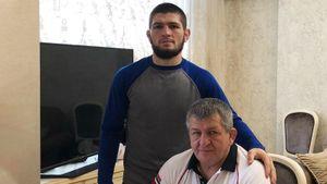 «Отец Хабиба этого хотел бы». Как президент UFC собирается уговорить Нурмагомедова вернуться