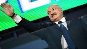 «Минск станет столицей США». Лукашенко удивил всех на легкоатлетическом матче Европа — Америка