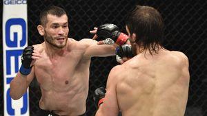 Бывший гастарбайтер из Узбекистана пытается покорить UFC. Мурадов нокаутировал второго соперника подряд