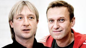 Скандал между Плющенко и Навальным из-за Гном Гномыча и поправок к Конституции: что происходит