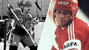 В 90-е в Европу бежали русские звезды. Быков стал легендой в Швейцарии, а Знарок в Германии играл в низших лигах