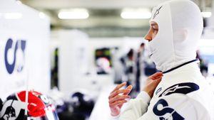 Квят почти вырвал подиум на финише гонки в Италии. Русский пилот провел лучшую гонку в сезоне