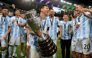 Месси— о победе в Кубке Америки: «Я знал, что этот день в конце концов наступит»