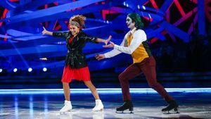 «Очень красиво. Шик!» Регина Тодоренко и ее «Джокер» получили наивысший балл в «Ледниковом периоде»: видео