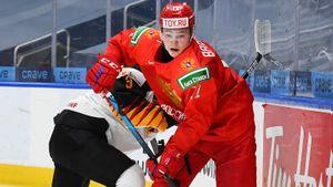 Неожиданный герой сборной России. Бардаков родился в закрытом городе и круто проводит МЧМ, даже играя в 4-м звене