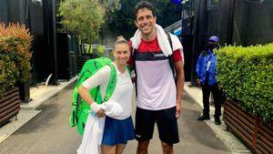 Звонарева и Мело проиграли Кравчик и Солсбери во 2-м раунде Australian Open в миксте