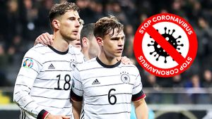 Футболисты сборной Германии Горецка иКиммих пожертвовали 1млн евро наборьбу скоронавирусом