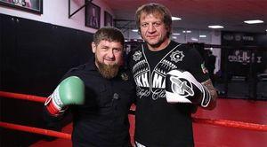 Кадыров вызвал набой Александра Емельяненко