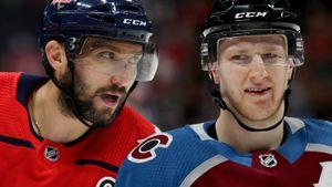 ВАмерике неверят вОвечкина иКучерова. Главную личную награду НХЛ пророчат канадцу Маккиннону