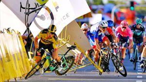 Велогонщик Якобсен побывал в коме после аварии на «Туре Польши», но вернулся домой. Его обидчику грозит тюрьма