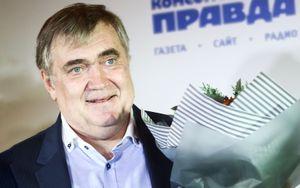 Юрий Розанов — о борьбе с онкологией: «Либо помру, либо буду работать»