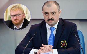 Депутат Милонов оценил решение МОК не признать сына Лукашенко главой Национального олимпийского комитета Белоруссии