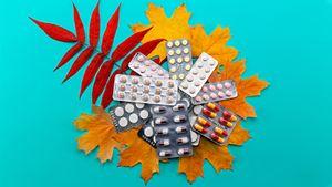 Какие витамины нужно пить осенью