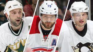 Три русских защитника — в топ-100 в истории хоккея. Чем Зубов, Марков и Гончар заслужили место в этом рейтинге