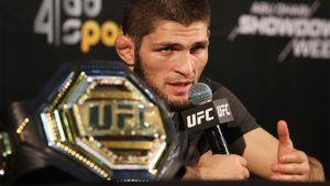 Хабиб сам отменил бой сФергюсоном. Оннедождался UFC иобвинил пандемию коронавируса