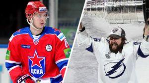 Русский талант оказался не нужен на родине, но стал звездой в США. Путь Кучерова к Кубку Стэнли
