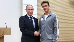 «Путин — человек, на которого смотришь и говоришь: «Вау, вот это уровень»