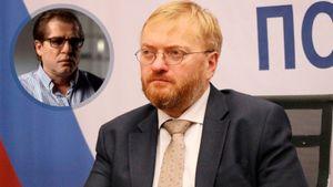 Милонов: «Закон имени предателя Родченкова — очень хороший способ давления на иностранцев»