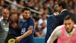 Месси устроил скандал: снова не забил и не пожал руку тренеру. Что с ним происходит?
