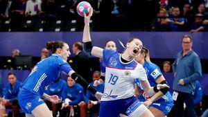 Россия снова невыиграла гандбольный Евро. Вфинале еемочили жестокие француженки, судьи изрители