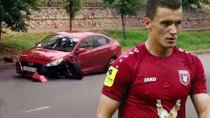 Новое звездное ДТП: футболист Игнатьев очень спешил на тренировку. Другая участница аварии госпитализирована
