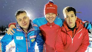 «Готов лыжу грызть, лишь бы сборная России выиграла». Дмитрий Занин о работе на биатлоне, Губерниеве и француженках