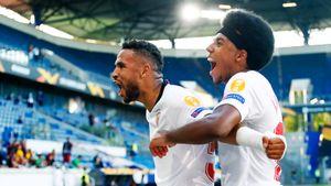 «Севилья» растоптала «Рому», Нуну вывел «Вулвз» в ¼ еврокубка впервые с 1972 года. Главное из Лиги Европы