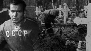 Трагическая история советского хоккеиста. Альметов пил, работал могильщиком на кладбище и умер в 52 года