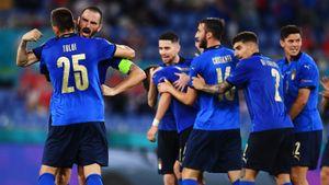 Евро-2020. Италия— Уэльс. Прямая трансляция