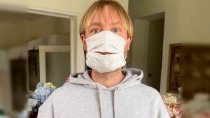 «Ятоже хочу такую маску». Рудковская оценила новое смешное видео Плющенко