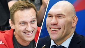 Навальный: «Валуев не может быть депутатом. Он очень глупый и не соображает абсолютно ничего»