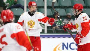 «С Канадой будем биться и бороться. Большая честь представлять нашу страну». Русские юниоры — о выходе в финал ЧМ