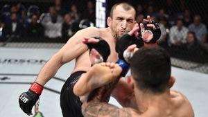 Дагестанский Король Кунг-фу подтолкнет бразильца к пенсии. Прогноз на бой UFC Франциско Триналдо — Муслим Салихов