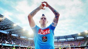 «Неаполь не хочет, чтобы я уходил». Гамшик — легенда «Наполи», но в Китае его ждут 27 млн евро