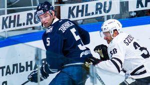 Главный бандит КХЛ опять «убивает» на льду. У его жертвы — перелом челюсти и открытая травма головы