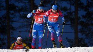 Сборная России назвала состав на эстафеты на чемпионате мира по биатлону