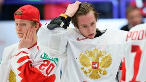 «Боль придет иостанется навсегда». Почему поражение сборной России вфинале МЧМ— это трагедия