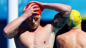 Рекордсмен мира пловец Пити пил и боролся с депрессией. Сейчас он ищет баланс между вечеринками и тренировками