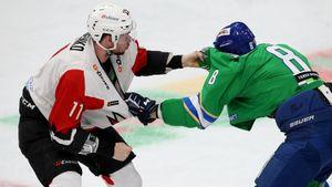 «Салават» и«Авангард» превратили хоккейный матч вбойцовский турнир. Как это было
