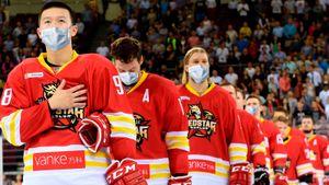 Смертельный вирус может проникнуть вРоссию. Виноваты китайские хоккейные клубы