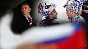 В НХЛ бум на русских вратарей. Третьяк считает, что это его заслуга, но дело в иностранных тренерах