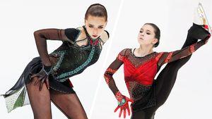 Ученице Тутберидзе Валиевой обновили костюм для Болеро: убрали красный комбинезон — за основу взяли наряд Загитовой