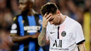 Месси взяли ради победы в Лиге чемпионов, а он провалил первыйже матч за «ПСЖ» в турнире