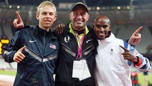 «Это из-за моего цвета кожи?» Чемпион ОИМоФара отвергает подозрения всвоем допинговом деле