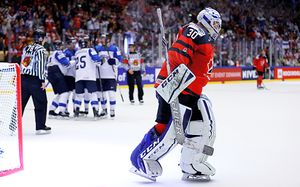 Финская молодежь растерзала главного фаворита чемпионата мира. Канаде рано отдали золото