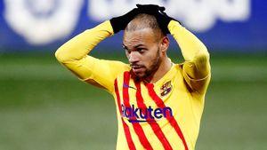 Самый богатый игрок «Барселоны»— запасной Брейтуэйт. Как так вышло?