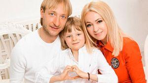 «Не дай бог никому таких родителей». Рудковская показала двойные прыжки сына, но в ответ получила критику